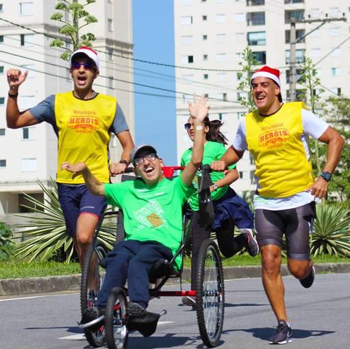 Treinão De Natal Dos Heróis on Fotop