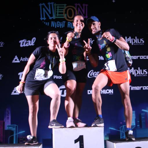 Neon Night Run 2019 - Brasilia no Fotop