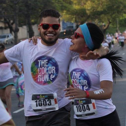 The Color Run 1ª Etapa - SP no Fotop