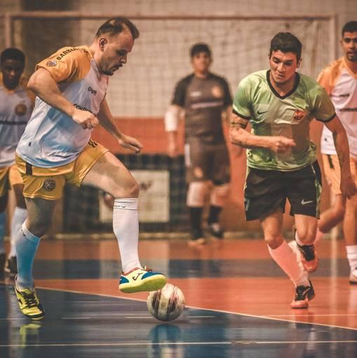 Citadino de Futsal -  BCG x Los HermanosEn Fotop