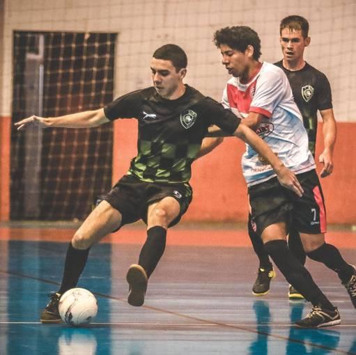 Citadino de Futsal -  Lanus x Lokomotiv/AFF on Fotop