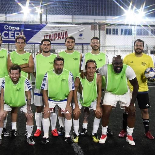 Copa Acerj futebol  on Fotop