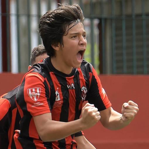 Copa Dente de Leite - Tijuca - Lázio x MilanEn Fotop