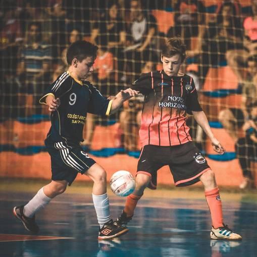 Final Citadino Sub13 -  N. Horizonte x Sant'annaEn Fotop