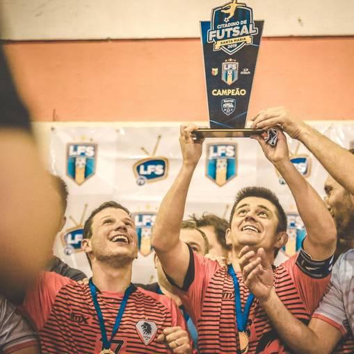 Final Citadino de Futsal MASTER -  Leões x Cerro FutsalEn Fotop