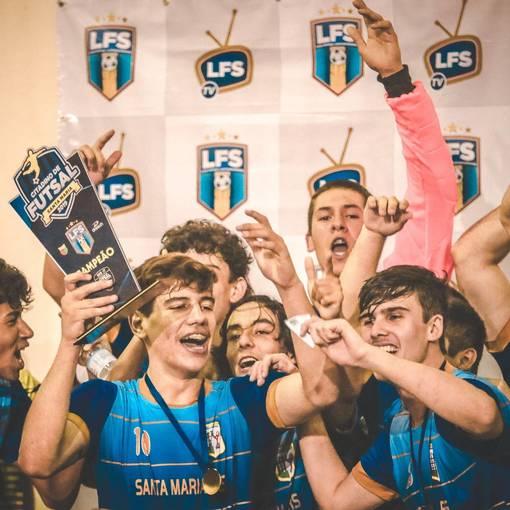 Citadino de Futsal -  Tuiuti x Sant'anna Final Sub 17En Fotop