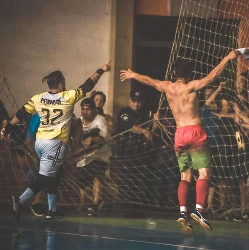 Citadino de Futsal Final Prata - Lokomotiv x Paivense on Fotop