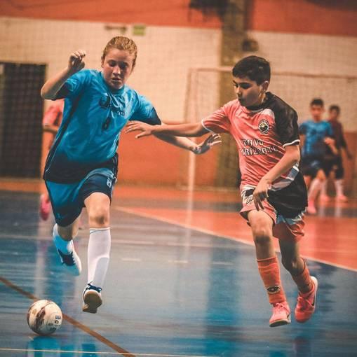 Final Citadino de Futsal Sub11 -  N. Horizonte x PallottiEn Fotop