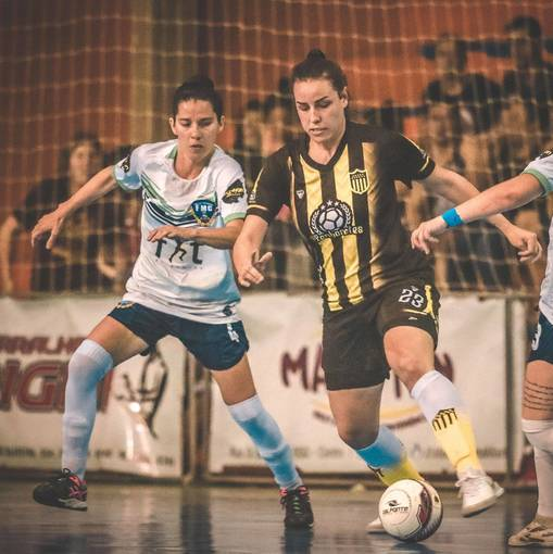 Final Citadino de Futsal FEMININO - Peñarol x FCM En Fotop