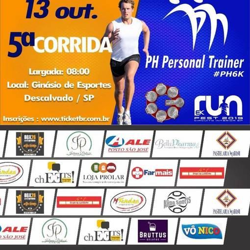 5° Corrida Ph Personal Trainer on Fotop