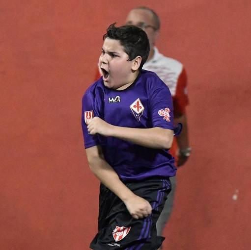 Copa Dente de Leite - Tijuca - Fiorentina x Napolisur Fotop