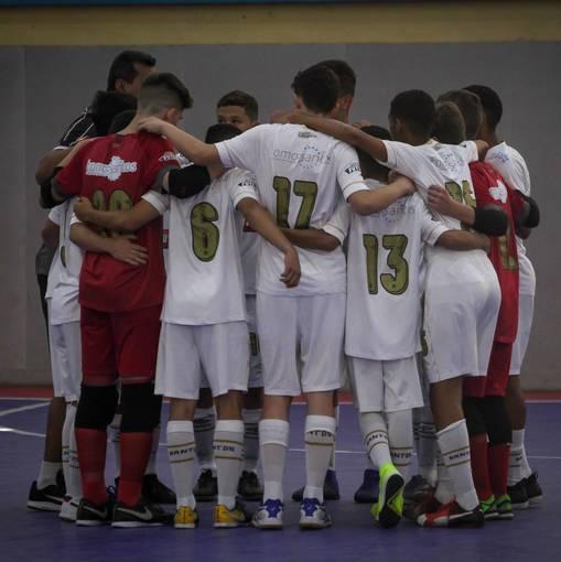 Santos FC x Taubaté Futsal - Sub-14 on Fotop