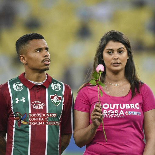 Fluminense x Athético-PR – Maracanã - 17/10/2019sur Fotop