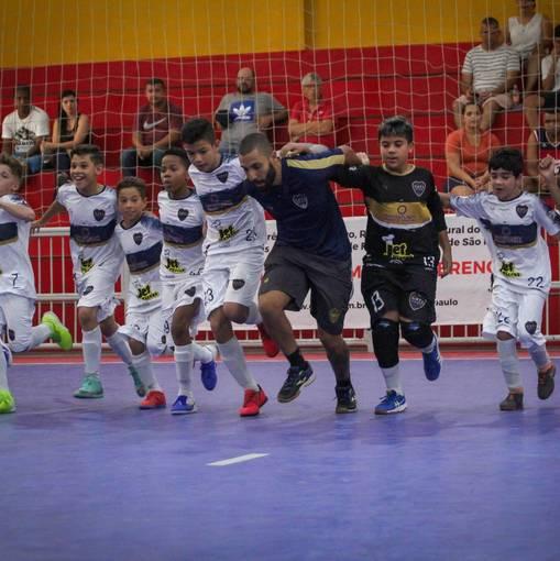 C.A Tabuca Juniors x São Paulo FC  - Sub-12 on Fotop