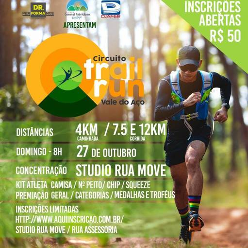 Circuito Trail Run vale do AçoEn Fotop