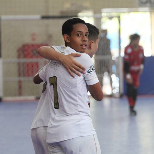 Santos FC x Taubaté Futsal - Sub - 14 (Jogo 2)  on Fotop