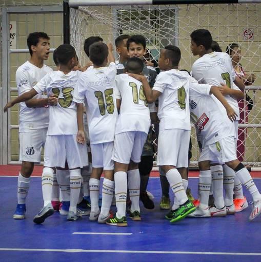 Santos FC x Inter de Regatas - Sub 12 on Fotop