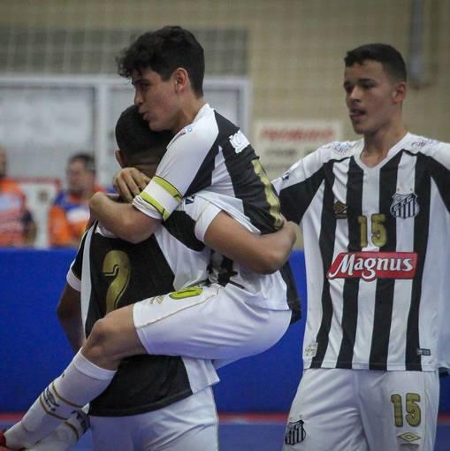 Santos FC x Wimpro Guarulhos - Sub 16  on Fotop