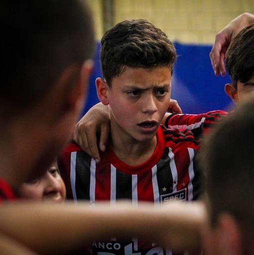 São Paulo FC x C.A Tabuca Juniors - Sub 12 (Jogo 2) on Fotop