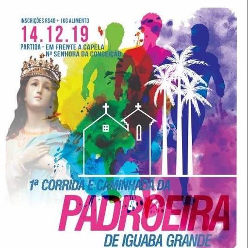 1° CORRIDA E CAMINHADA DA PADROEIRA  DE IGUABA GRANDE  on Fotop