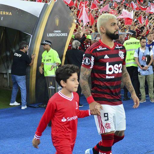 Flamengo x Grêmio – Maracanã - 23/10/2019sur Fotop