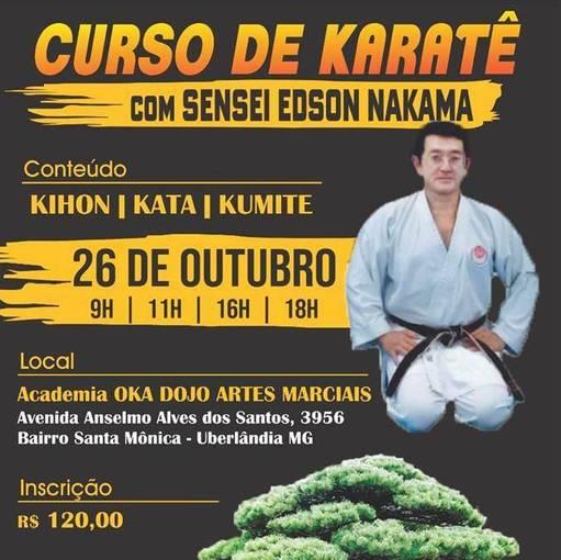CURSO DE KARATÊ on Fotop