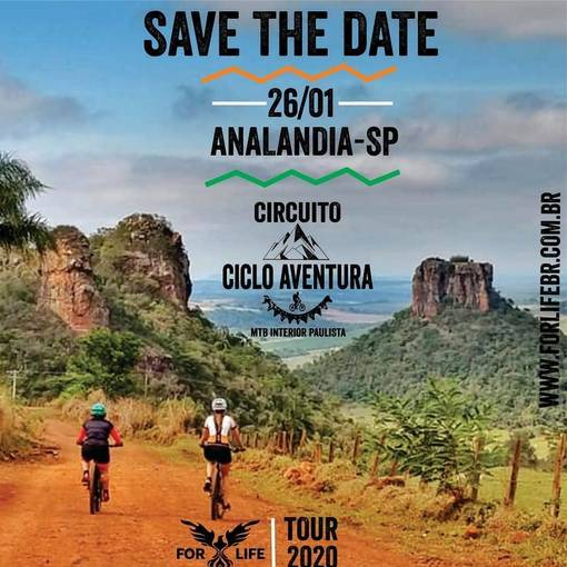 Circuito Ciclo Aventura #Etapa Analândia on Fotop