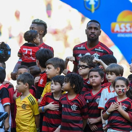 Flamengo X Corinthians – Maracanã   - 03/11/2019sur Fotop
