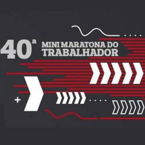 40ª Mini Maratona do Trabalhador on Fotop