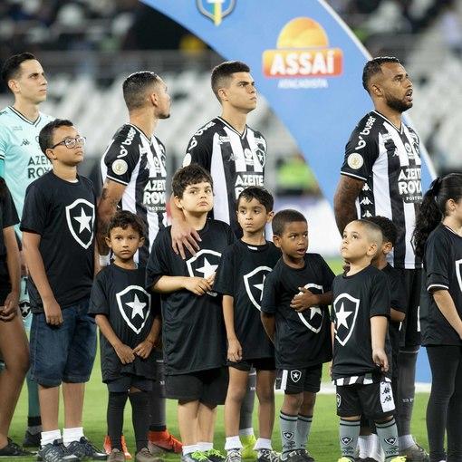 Botafogo X Flamengo – Nilton Santos   - 07/11/2019sur Fotop