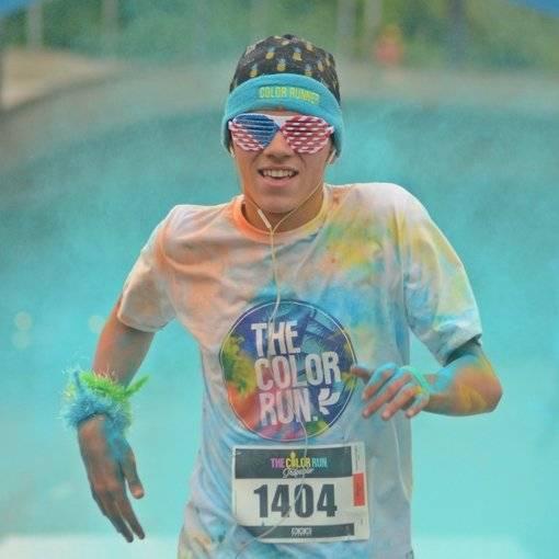 Compre suas fotos do evento The Color Run SP no Fotop