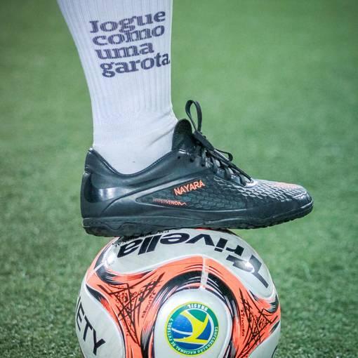 Lançamento Escola de Futebol Lobas AcademyEn Fotop