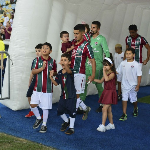 Fluminense x Atlético-MG – Maracanã    - 16/11/2019 on Fotop