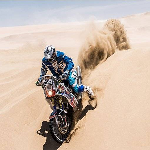 Dakar 2015 on Fotop