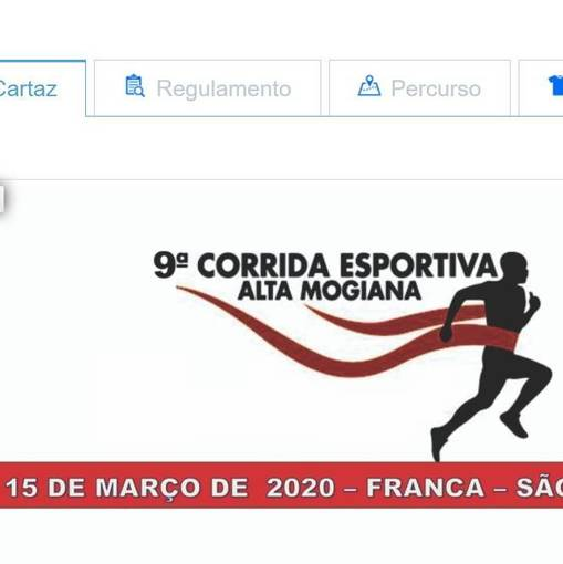 9ª Corrida Esportiva Alta Mogiana no Fotop