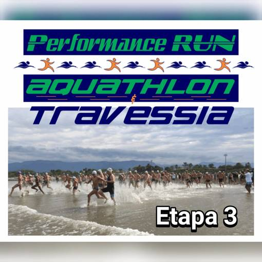 ETAPA 3 - PERFORMANCE RUN AQUATHLON E TRAVESSIA on Fotop
