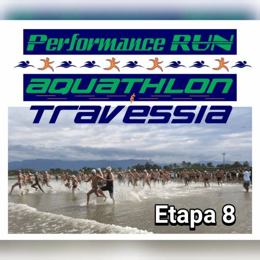 ETAPA 8 - PERFORMANCE RUN AQUATHLON E TRAVESSIA on Fotop