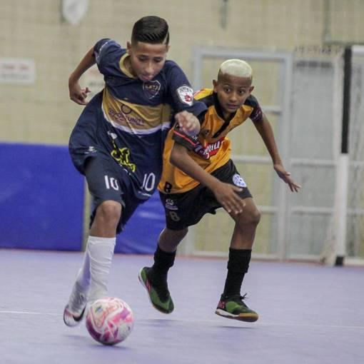 Tabuca Juniors x Magnus Futsal FINALsur Fotop