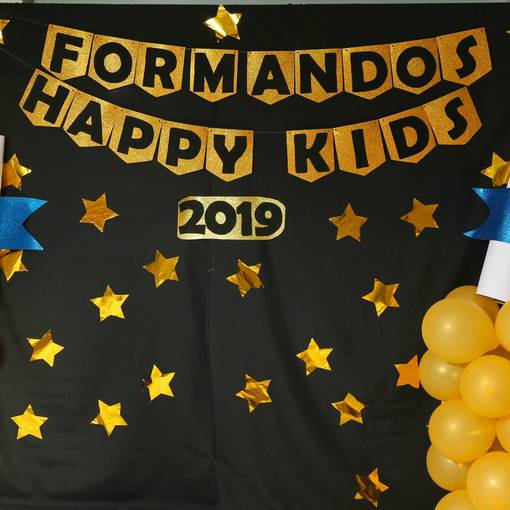 FORMATURA 2019 - HAPPY KIDS - FOTOS FLORIANO  on Fotop