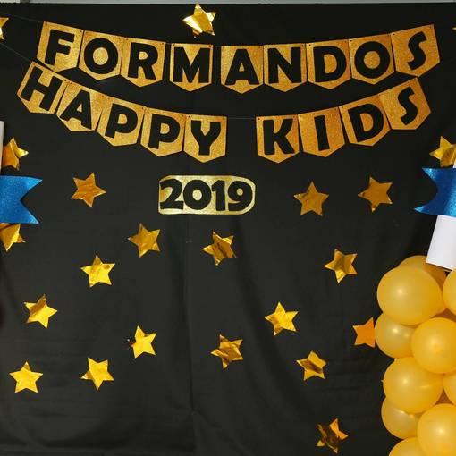 FORMATURA 2019 - HAPPY KIDS - FOTOS FLORIANO En Fotop