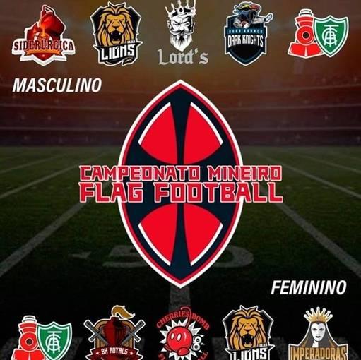 Campeonato Mineiro de Flag Fotball sur Fotop