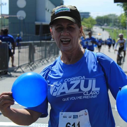 Corrida e Caminhada Azul on Fotop