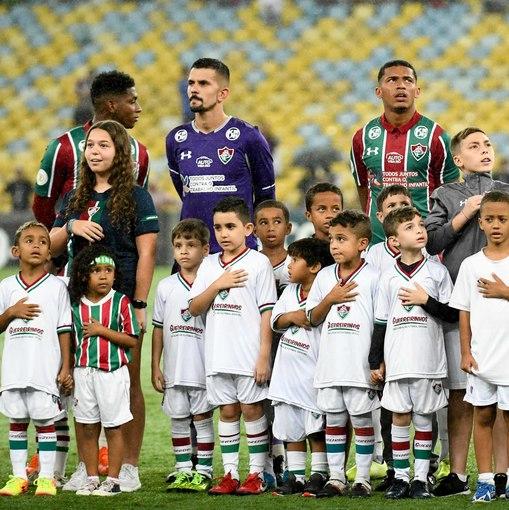 Fluminense x Palmeiras – Maracanã - 28/11/2019En Fotop
