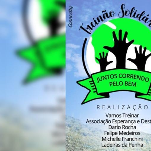 Treinão Solidário Juntos Correndo pelo Bem on Fotop