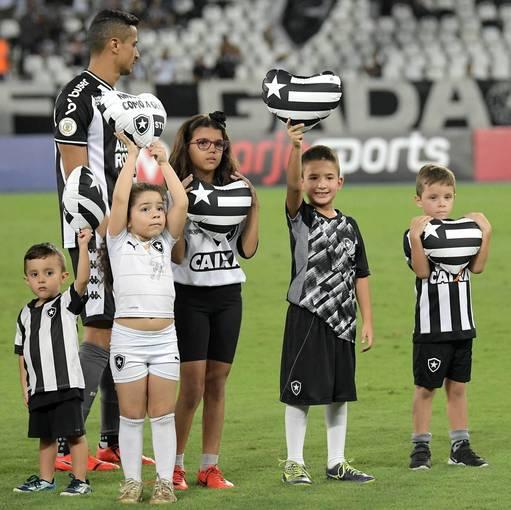 Botafogo X Internacional – Engenhão - 30/11/2019En Fotop