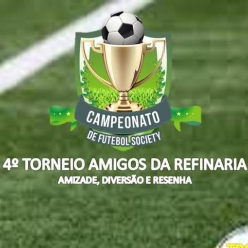4º Torneio Amigos da Refinaria on Fotop