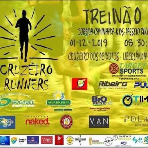Treinão Cruzeiro Runners 2019 no Fotop