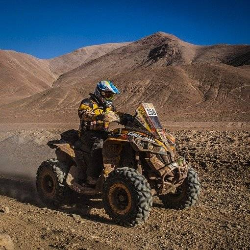 Dakar 2014 on Fotop