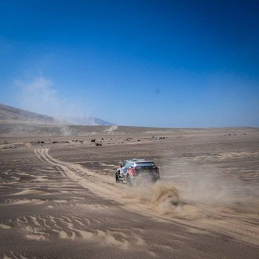Dakar 2013 on Fotop