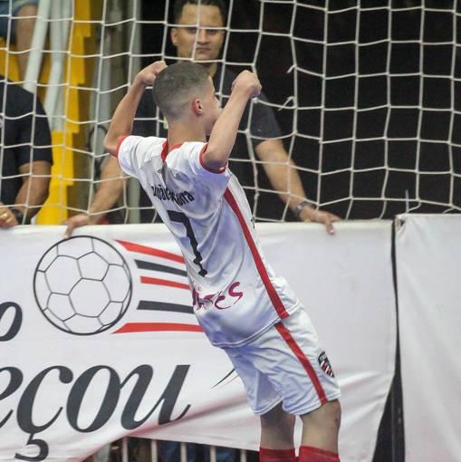 Taboão Futsal x Osasco Audax - Sub14 - Final (Jogo 2) on Fotop